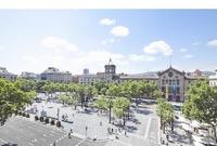 "Аренда квартиры - Испания, Барселона.""Площадь Университет"""